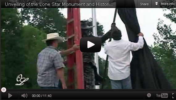 Lone Star flag park finally a reality